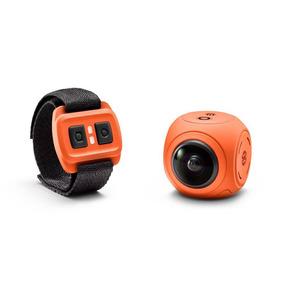 Câmera Panorâmica Atrio X-pheral Wifi 360º +óculos V.r Dc187