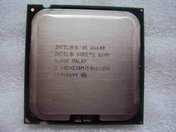 Processador Intel Core 2 Quad Q6600 2.40ghz Lga775