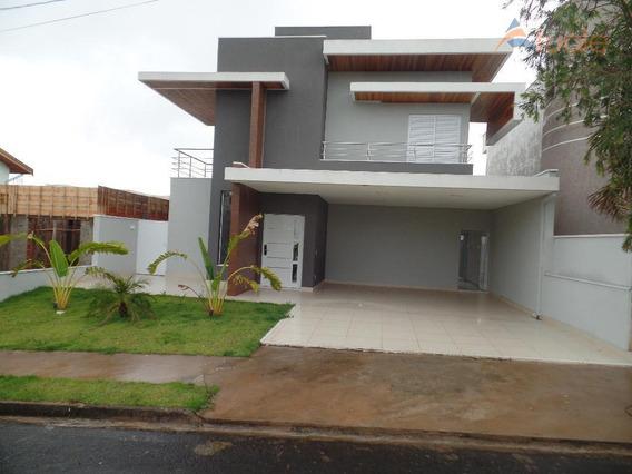 Casa Com 3 Dormitórios À Venda, 240 M² Por R$ 1.300.000,00 - Residencial Imigrantes - Nova Odessa/sp - Ca4381