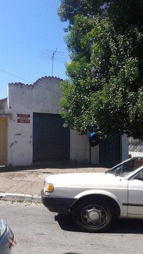 Imóvel  Comercial Junto A Sabará Excelente Local Para Comercio, De Frente Ao Horti Fruti, Padaria, Ônibus Na Porta. (j) - Sl0006