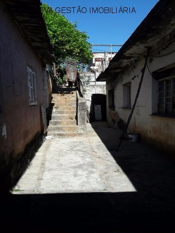 Terreno Residencial Em São Paulo - Sp, Jaguaré - Trv0038