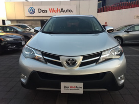 Toyota Rav4 2.5 Limited 2015! Impecable!!!
