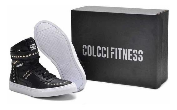 Tênis Sneaker Colcci Fitness/bota Treino Hardcore Feminino