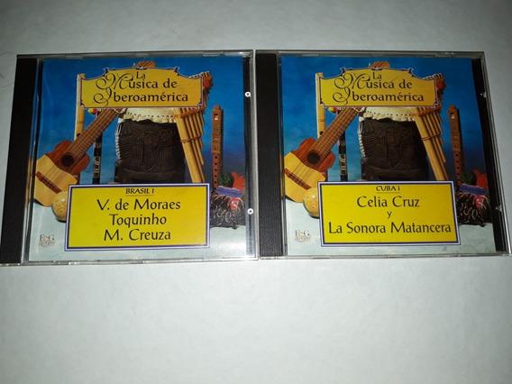 Lote X 2 Cd La Música De Iberoamérica