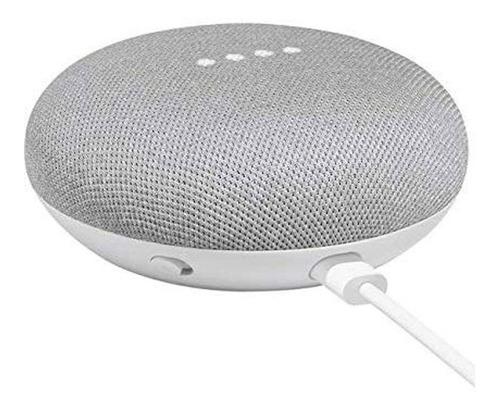 Google Home Mini com asistente virtual Google Assistant chalk 110V/220V