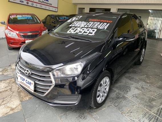 Hyundai Hb20s 1.0 Comfort Plus 2018 Sem Entrada