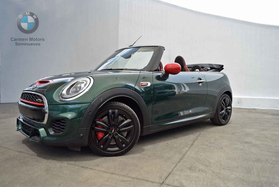 Mini Convertible 2p Convertible Jcw Hot Chili Aut
