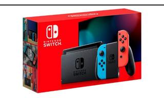 Nintendo Swicth Consola. Importado. Americano. 2019