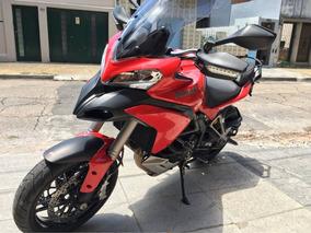 Ducati 1200 Stouring Electrónica Con Skyhook 2014