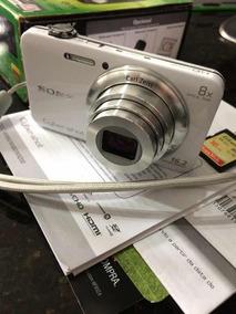 Câmera Dsc Wx-80 Wi-fi Completa