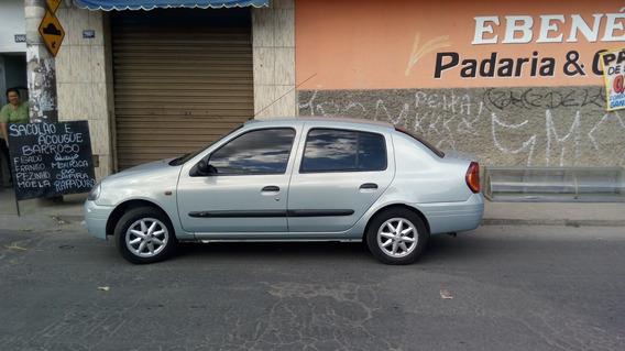 Clio Sedan 1.0 16v Rt 4p