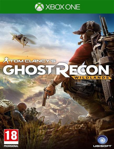 Tom Clancys Ghost Recon Wildlands Xbox - 25 Dig (envio Já)
