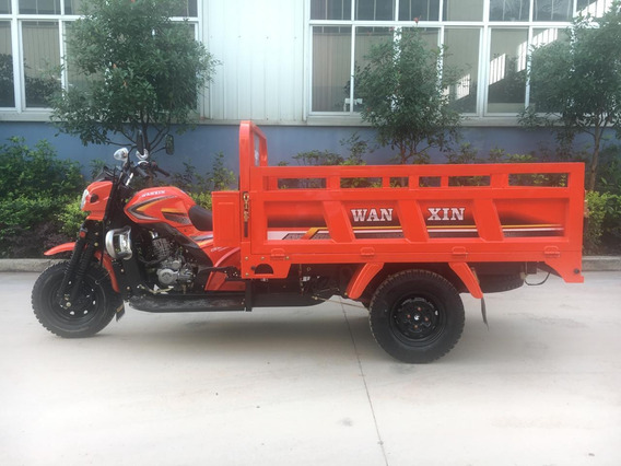 Trimoto Wanxin 250cc Ventilador Y Ruster 1000kg