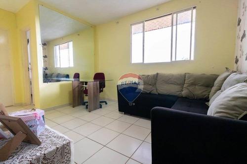 Imagem 1 de 7 de Apartamento 2 Dormitórios - Tarumã - Ap0045