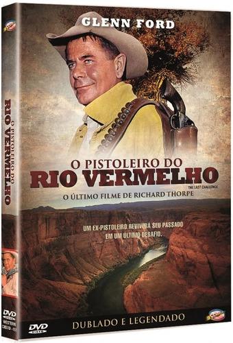 Dvd O Pistoleiro Do Rio Vermelho - Bonellihq L19