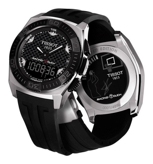 Relogio Tissot Racing-touch Tony Parker T.002.520.17.201.00