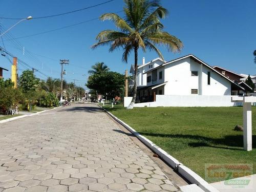 Terreno Para Venda Em Peruíbe, Condominio Bougainville - 1156_2-551151