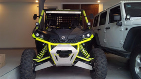 Can Am Maverick Turbo R 1000 Rzr Equipado Remolque Incluido