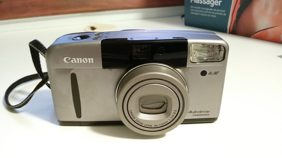 Câmera Fotográfica Canon Autoboy-s Zoom 38 - 115 Mm