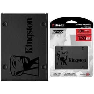 Disco Sólido Kingston Ssd 120gb A400