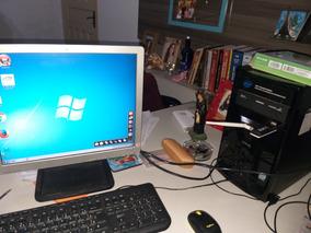 Computador Completo Cce Intel Core2duo 4gb Ram