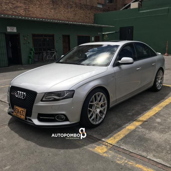 Audi A4 Turbo Ambition