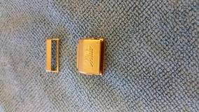 Fivelas,relogio Mido,en Ouro P.17x18 Mm.vintage.pino 16.5 Mm