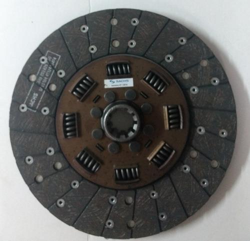 Disco De Emrague Compatible C/mercedes Benz 1114