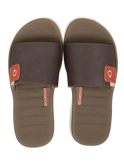 Chinelo Slide Masculino Cartago