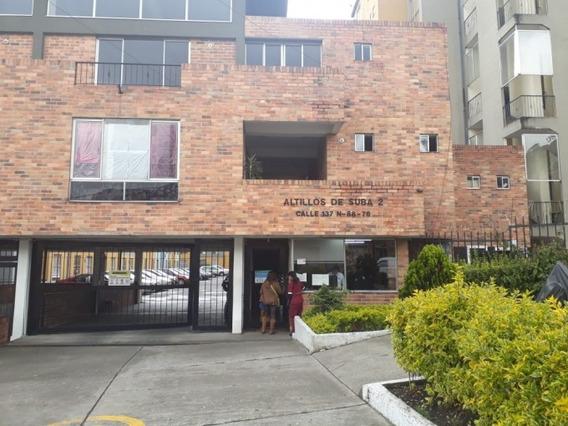 Apartamento En Venta Suba Centro 152-1745