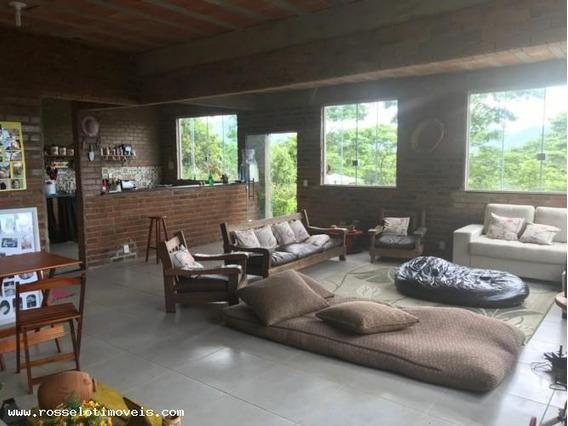 Sítio Para Venda Em Teresópolis, Granja Mafra, 5 Dormitórios, 1 Suíte, 2 Banheiros - St424