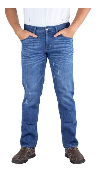 Jeans Innermotion Para Caballero Straight Fit. 3244
