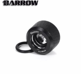Fitting Barrow Black 14mm Kit C/8
