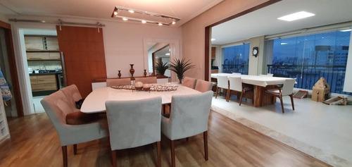 Imagem 1 de 30 de Apartamento Com 3 Dormitórios À Venda, 210 M² Por R$ 2.100.000,00 - Parque Da Mooca - São Paulo/sp - Ap5865