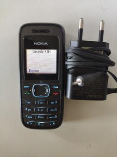 Nokia 1208 Basico Com Lanterna Oi Tim Claro Vivo