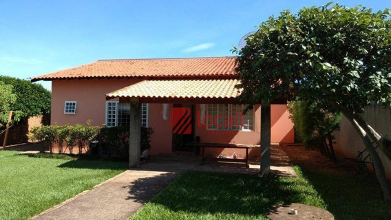 Chácara Rural À Venda, Parque Dos Pássaros, São José Do Rio Preto. - Ch0039