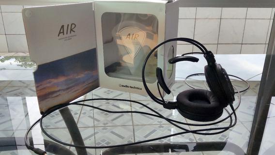 Fone De Ouvido Audio Technica Ath Ad900x