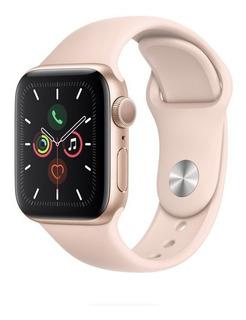 Apple Watch 5 40mm Serie 5 S5 Rose Gold Pink Sand Lacrado
