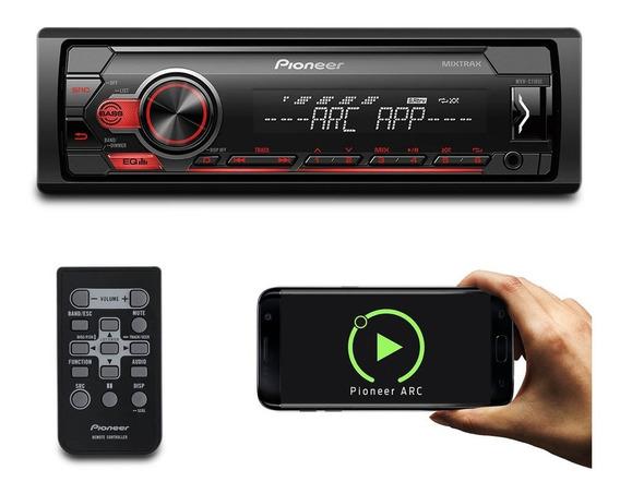Toca Rádio Carro Som Usb Mixtrax 118ui Com Controle Pioneer