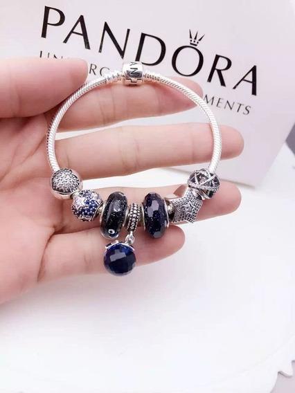Pulseira Prata 925 Estilo Pandora