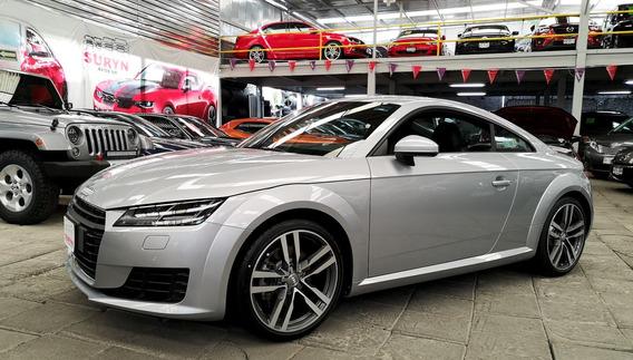 Audi Tt Sport High 2016