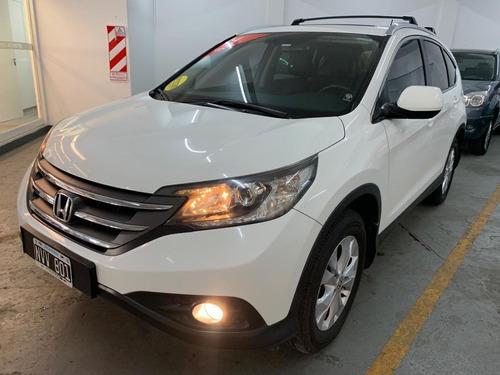 Honda Crv Exl-at 4x4 Excelente, Sin Detalles, Con Accesorios