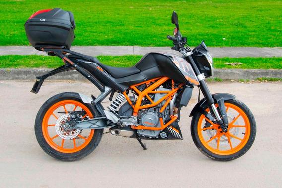 Moto Ktm 390