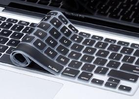 2 Unid Protetor Teclado Compatível Com Mac Pro Ref.101.2
