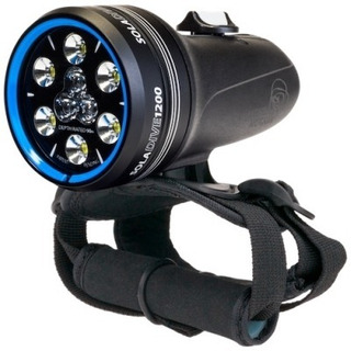 Light&motion - Linterna Sola Dive 1200-850-0144-e
