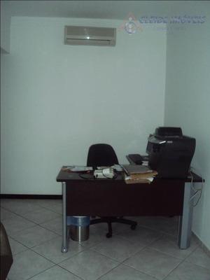 Sala Comercial Para Locação, Bosque Da Saúde, Cuiabá. - Sa0077