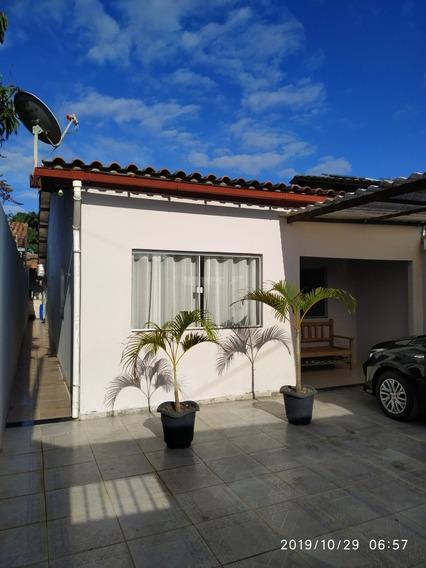 Casa 3/4 Com 1 Suite Garagem Coberta