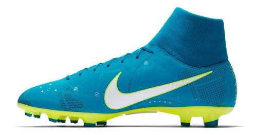 Marchito jefe batería  Zapato Para Futbol Nike Mercurial Neymar Azul Talla 29   Mercado Libre