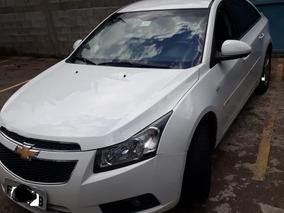 Chevrolet Cruze Sedan 1.8 Lt 2014 Bancos Em Couro Completo