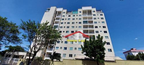 Apartamento Com 2 Dormitórios À Venda, 64 M² Por R$ 260.000,00 - Itaperi - Fortaleza/ce - Ap0673